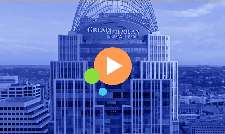 Great American headquarters building in Cincinnati